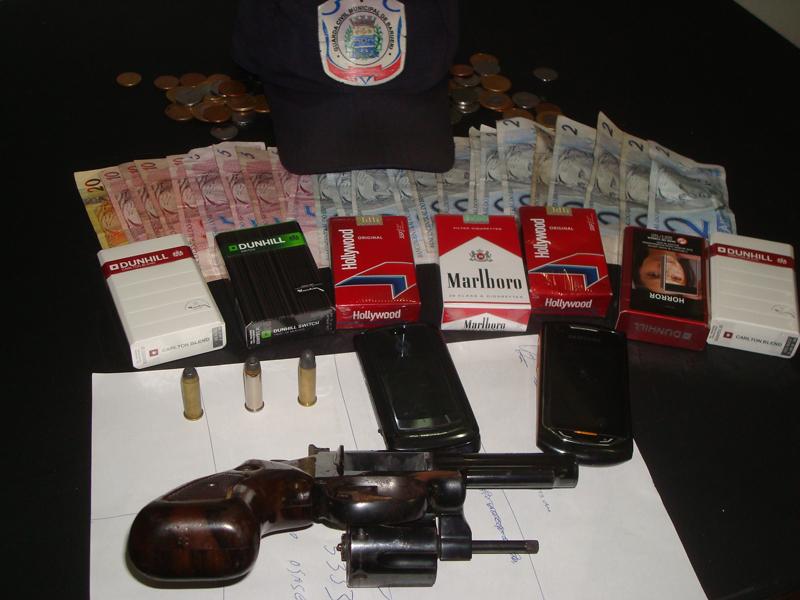 Guarda de Barueri prende ladrão de comércio do Parque dos Camargos